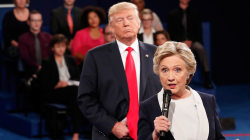 'My Skin Crawled': Hillary Clinton Opens Up on Debate Moment in New Book