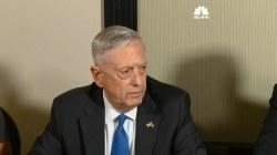 Defense Sec. Mattis: USS McCain Crash Under Investigation