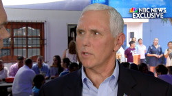 Pence: U.S. Won't See Venezuela 'Collapse Into Dictatorship'