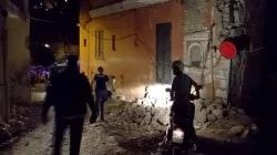 Earthquake Rattles Italian Island