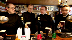 Priests Mistaken for Bachelor Party, Refused Service in Welsh Pub