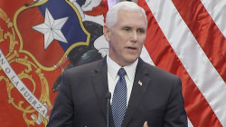 Pence in Aftermath of Charlottesville: 'I Stand With The President'