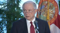 Attorney General Jeff Sessions on Virginia Violence: 'We Had a Tough Weekend' in Charlottesville