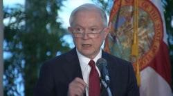 Attorney General Jeff Sessions Condemns Sanctuary Cities, Calls Them 'Predator's Best Friend'