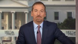 President Trump likely feeling 'pretty lonely' after turbulent week, Chuck Todd says
