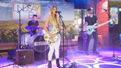 See rising country star Lindsay Ell perform 'Waiting on You' live on TODAY