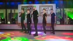 Watch boy band Why Don't We perform 'Something Different' live