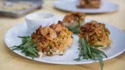Potato chip-crusted cod, portobello fries: A delicious taste of the US Open