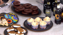 Eclipse-themed foods, from doughnuts to s'mores and more