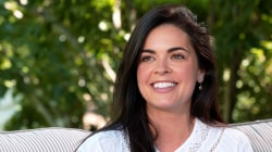 Visit Katie Lee's outdoor kitchen on Long Island