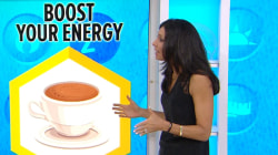 Small ways to boost energy, get healthy skin and reboot your brain