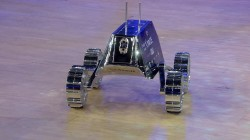 See Google XPRIZE rovers that could one day explore the moon