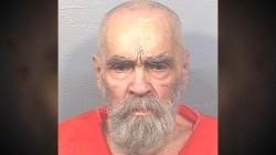 See Charles Manson's new mugshot