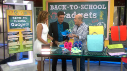 No-tie shoelaces, penmanship projector and other gadgets for back to school