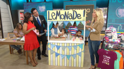 Creative ways to teach children kindness: Painting lunchboxes and more