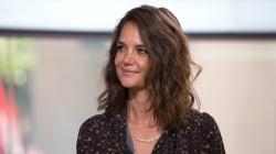 Katie Holmes talks about 'Logan Lucky,' 'Ocean's Eight' and Suri at 11
