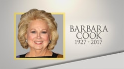 Life well lived: Broadway legend Barbara Cook dies at 89