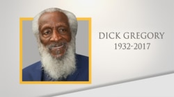 Life well lived: Comedian and civil rights activist Dick Gregory dies at 84