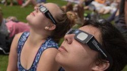 Charleston, SC Experiences The Solar Eclipse In Totality