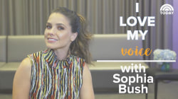Sophia Bush: Why I love my raspy, outspoken voice