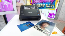 3 lucky TODAY viewers will win Epson FastFoto FF-640 scanners