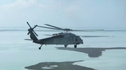 Navy Deploys Search and Rescue Crews to Florida Keys