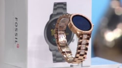 4 lucky TODAY viewers will win Fossil smartwatches