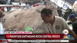 Special Report: Deadly Earthquake Hits Central Mexico