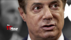 Team Manafort responds to reports the Feds had him wiretapped