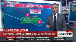 'Extreme damage' expected: Tracking Hurricane Maria