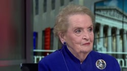 Albright: The tone of Trump's speech was 'really bad'