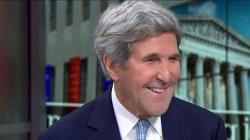 Joe asks Secy. Kerry: 'Is it Kerry 2020?'