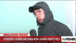 Deadly hurricane bears down on Puerto Rico