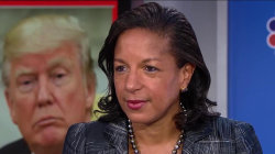 Susan Rice on Trump's U.N. Speech: 'Inappropriate And Over-The-Top'