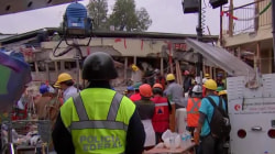 Mexico earthquake death toll rises, but survivors still emerge from rubble