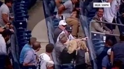 Young girl hit by foul ball at Yankee Stadium reignites debate over fan safety