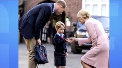 Here's why Prince George probably doesn't have a best friend at school