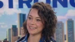 Tatiana Maslany: My 'Stronger' role was a 'massive responsibility'