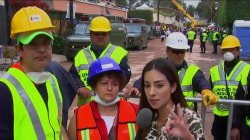 Rescuers Detail Efforts To Save 3 Children Trapped Under Rubble In Mexico City