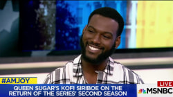 Kofi Siriboe on 'Queen Sugar,' 'Girls Trip,' and more