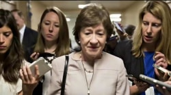 GOP Health Care Bill Doomed After Sen. Collins Announces She's a 'No'