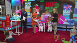 Ice cream cart, riding unicorn: Hottest new toys for holidays