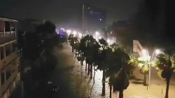 Hurricane Maria Pummels Caribbean Islands