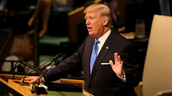 Trump at U.N.: World Faces 'Both Immense Promise and Great Peril'