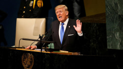 Trump Calls on Iran to 'End Its Pursuit of Death and Destruction'
