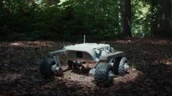 This Martian Rover Is Made for Earth Travel