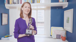 Peek Inside Happiness Guru Gretchen Rubin's Office