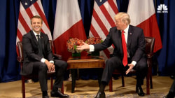 Trump Tells Macron He's Considering July 4th Parade Similar to Bastille Day