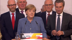 Merkel Wins Fourth Term as German Chancellor
