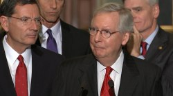 McConnell: Senate Turning to Twin Priority – Tax Reform